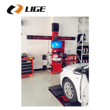 Manual 3d wheel alignment equipment for sale DS6