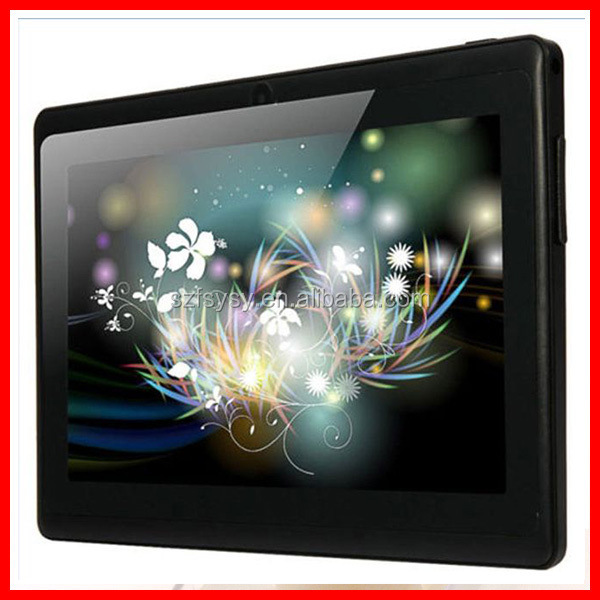 2017 Cheap Tablet Android 4.4 Tablet 7 Inch With Bulit-in 3g