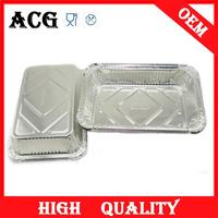 china factory 2013 new non-stick aluminum pans with removable handle in china