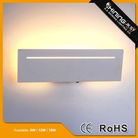 Zhongshan supplier contemporary led wall lamp decoration 12w