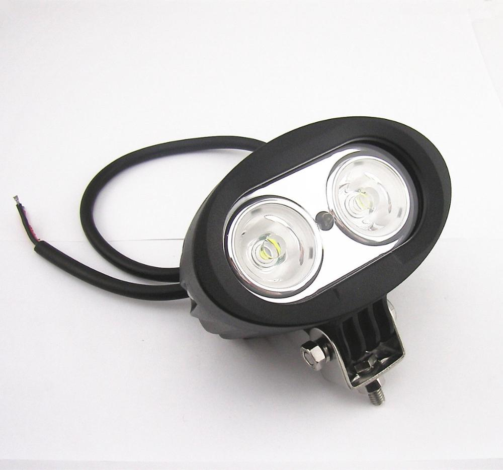 20w LED Lamp Reversing Tail Fog Work Driving Spot Light For 4WD 44 AWD Off Road