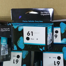 popular wholesale grade AAAAA quality original ink cartridges for HP61 63
