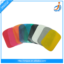 Wholesale good product non toxic eco-friendly silicone silicone rubber anti-slip pad for wholesales