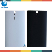 Original New Cell Phone Battery Cover Replacement For Sony Xperia S Nozo Arc HD LT26I LT26, Housing Cover For Xperia S LT26