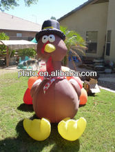 inflatable giant turkey balloons for festival advertising