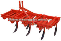 Cultivator 11 tine, Implement, Farm Tractor, Farm Equipment