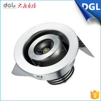 Hottest products on the market high power 1w 3w profile spotlight ceiling 30/45/60 degree Bean angle led spot lamp