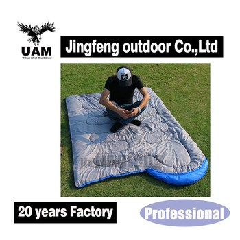 Forest 3 seasons Sleeping Bag camping sleep bag Envelope sleeping bag