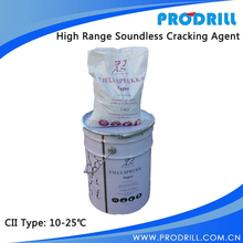 Soundless Chemical Demolition Agents HSCA