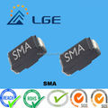 1A 1600V High Voltage Surface Mount Silicon Rectifier Diode S1W