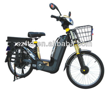 cheap CE approved electric bicycle/electric scooter 48V/big loading road bike 350W