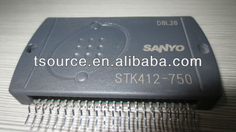New IC STK412-750