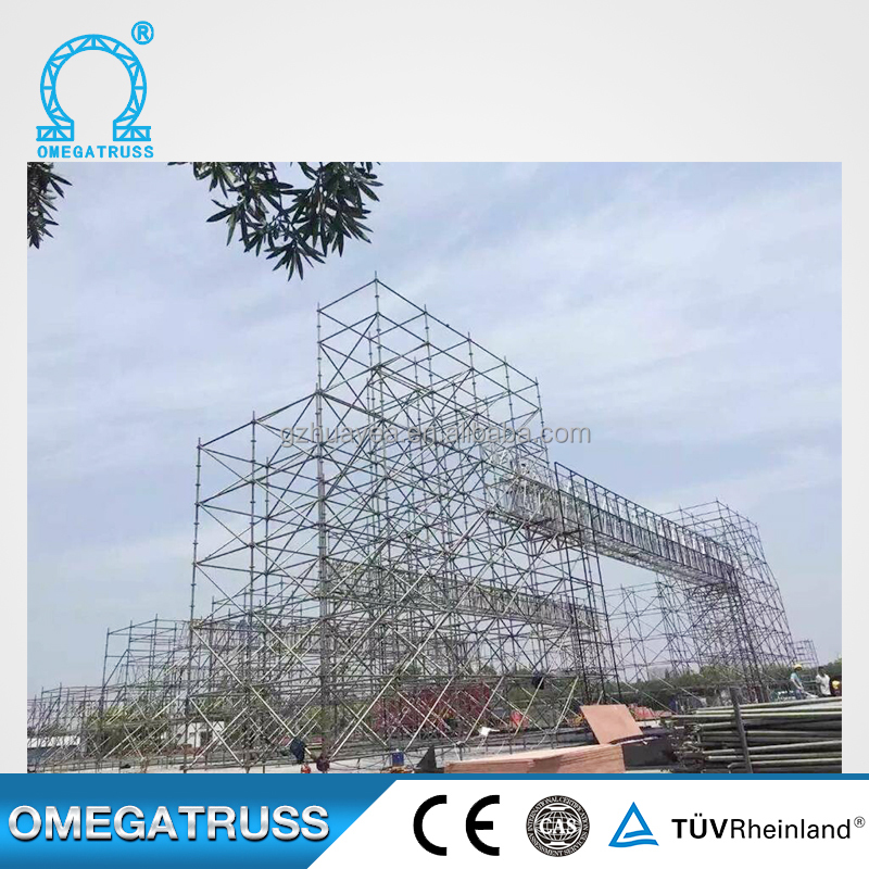 OEM/ODM service 2x2x2m second hand scaffolding for sale