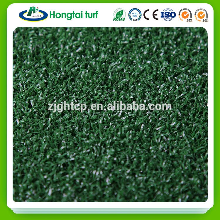 16MM golf course artificial synthetic grass/outdoor grass factory