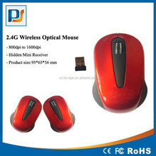 Cheap corporate gift computer wireless mouse with OEM logo