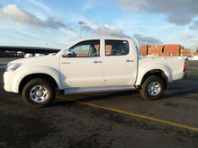 2015 HILUX DC 4x4 D 2.5L MT - LONG
