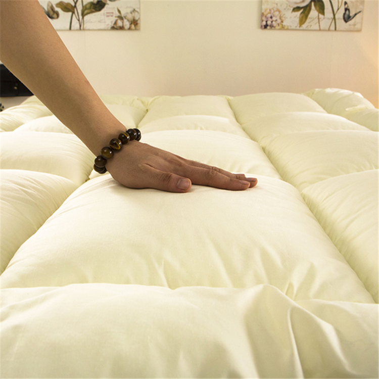 Fatigue relieve super soft bedroom furniture cushion mattress topper - Jozy Mattress | Jozy.net