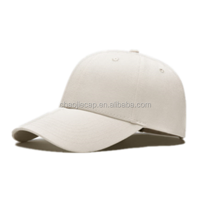 Cheap wholesale simple pure color cotton baseball cap