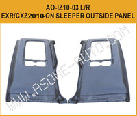 Good quality ISUZU heavy duty truck cabin metal sleeper outside panel
