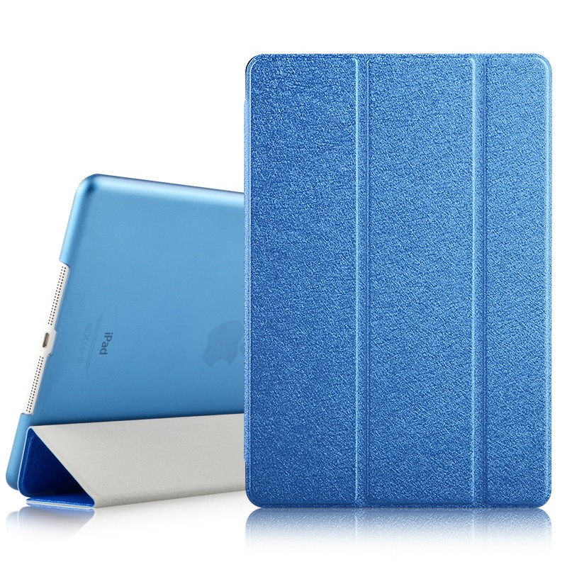 New Arrvial Luxury Flip For Ipad Air 2 Smart Cover ,Leather Case For Ipad 3
