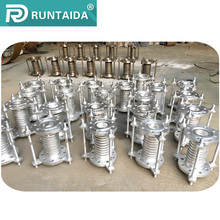 Manufacturing stainless steel concrete expansion joints and stainless steel metal pipe compensator