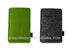 new product felt cover wool case for samsung galaxy s5 case mobile phone