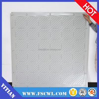 wholesale vacuum forming thermoforming 2mm thick plastic sheet for flooring