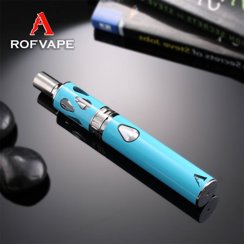 Manufacturer China Ce Fc Rohs Electronic Cigarette Importers OEM Rofvape A Equal 3000mah 2.4ml Kit