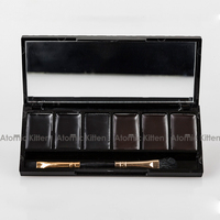 Top Quality High Pigment Long Lasting 2 Colors Eyebrow Gel For Female