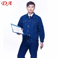 Bulk wholesale plus size mens denim jacket