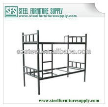 cheap bunk metal bed,metal tube bed frame,military bed frame