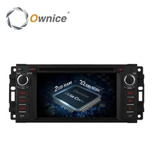 Ownice C500 Android 6.0 8 Core Car DVD player GPS Navi For Jeep Grand Cherokee Compass Commander Wrangler DODGE Caliber 4G LTE