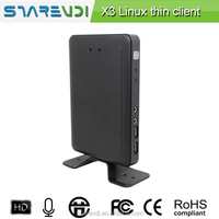Good Embedded Thin Clients local vedio play linux OS proxy server