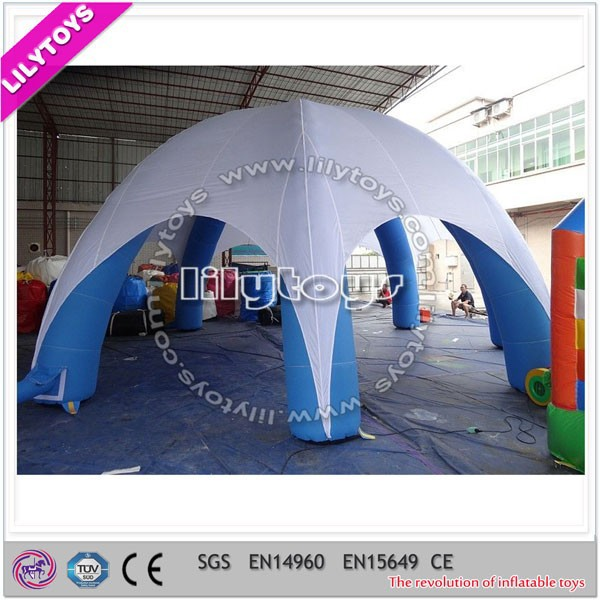 Outdoor PVC Inflatable Trade Show Folding Tents for Sale
