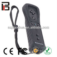Popular seven color remote controller for wii remote controller nunchuck controller for wii game accessories