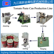Tomato Paste Can Production Line,Food Can Making Machine,Tin Can Line