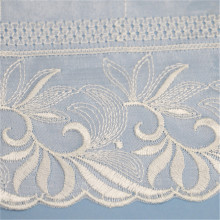 Most Popular Beaded Sequined Elastic Lace Fabric