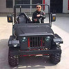 Best Selling 200cc mini jeep cars willys ATV larger size for adult