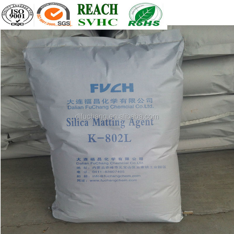 Silicon Dioxide Matting Agent Used as Leather Surface Coating