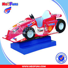 Free Warranty! New Arrival Amusement Rides Kiddie Rides - F1 Racing Car
