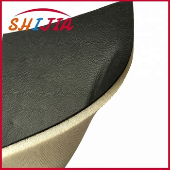 PU leather bonded foam for car seat cover, sofa, furniture