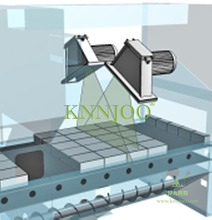 KNNJOO - Pavement Shot Blasting Machine , Concrete Block Shot Blasting Machine