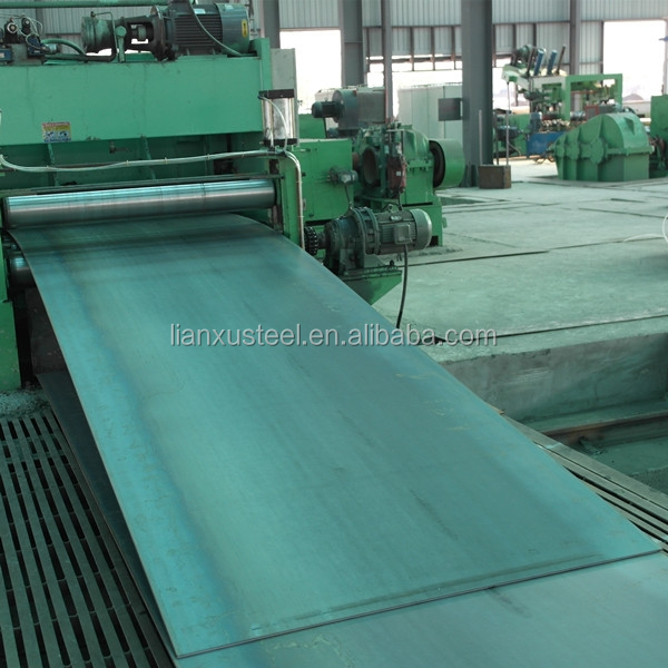 Alloy steel sheet/plate of China Hebei Tangshan factory