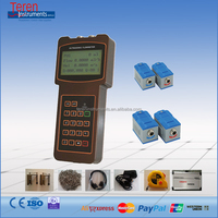 High Accuracy ultrasonic transducer flow meter, high temperature flow meter, cheap flow meter