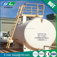 Best hot sale TH 10mm fiberglass fuel and oil tank by supplier