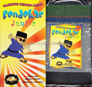 Pendekar Junior Sarong Kid