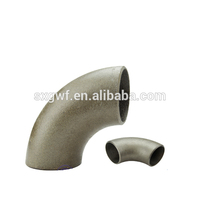 Elbows big size--seamless butt welding pipe fittings