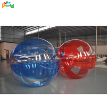 Giant inflatable water bubble ball inflatable water running ball