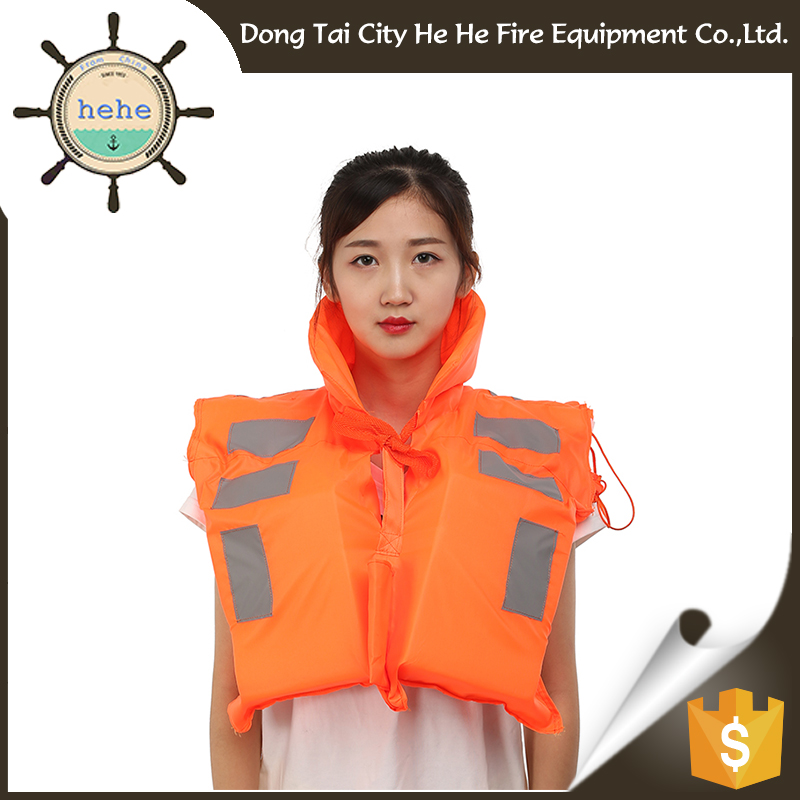 Serviceable Infant Life Jacket Inflatable Be Friendly In Use