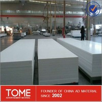 Rigid close cell PVC foam board